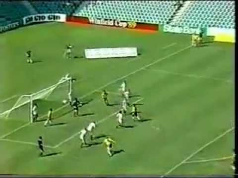 Australia vs New Zealand (4:1) WCQ in 1989