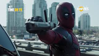 #Deadpool1OnStarMovies | November 17 | 1 PM & 9 PM
