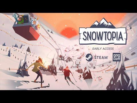 Snowtopia: Ski Resort Tycoon Early Access |