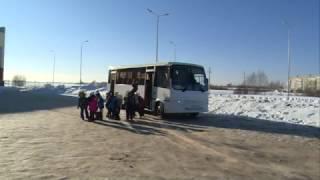 В новом ФОКе Городца появился свой автотранспорт