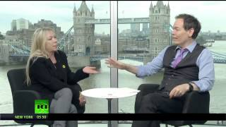 KeiserReport: Tina Louise Rothery (Residents Against Fylde Fracking) 12July14