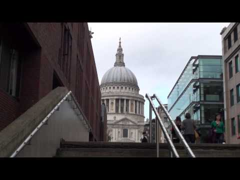 London - St Paul's Cathedral (Full HD)