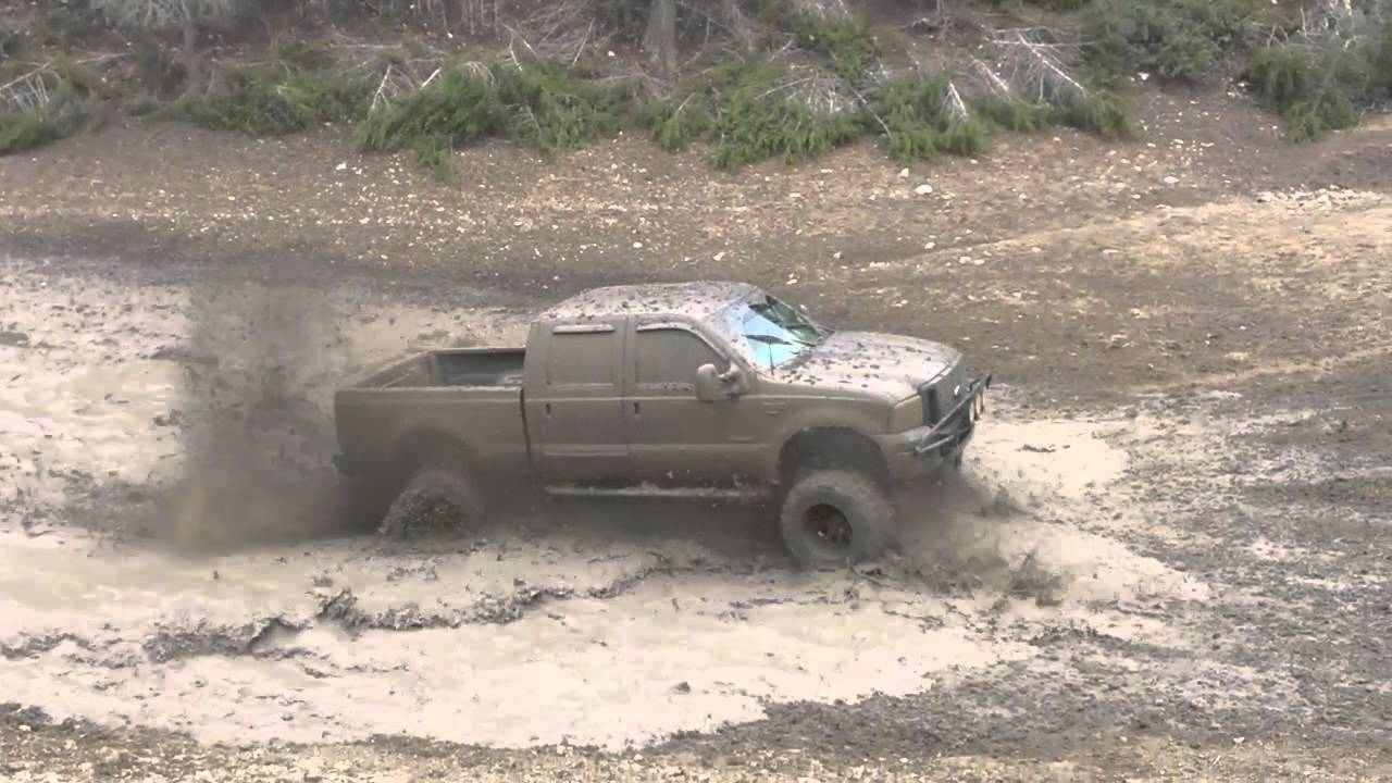 Superduty f250 mudding turbo wine off road lifted youtube sciox Images