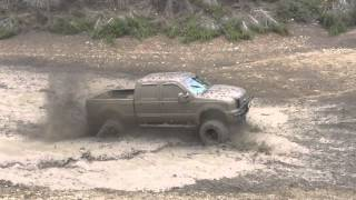 Superduty f250 mudding turbo wine off-road lifted