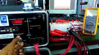 Electrom Instrument TIG Winding Analyser Repairs by Dynamics Circuit (S) Pte. Ltd.