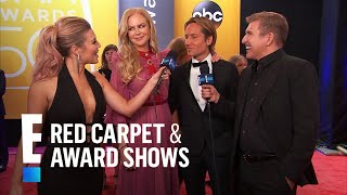 Nicole Kidman & Keith Urban Steal 2016 CMAs Red Carpet | E! Live from the Red Carpet