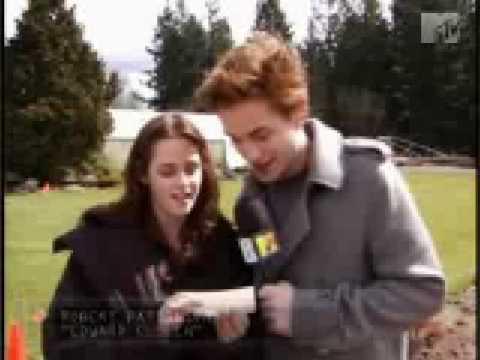 Twilight Interview - Kellan Lutz & Nikki Reed / Robert Pattinson & Kristen Stewart