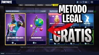 GET THESE TWO FORTNITE SKINS WITH THIS *LEGAL METHOD*!! FREE PAVOS in FORTNITE