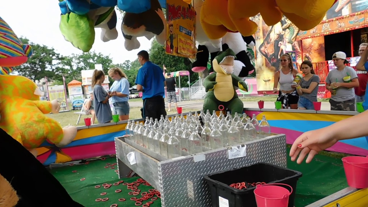 How To Win At Ring Toss Game