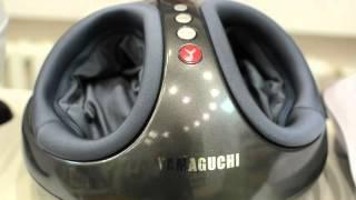 Массажер для ног YAMAGUCHI Hybrid (Обзор)