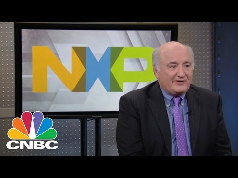 NXP Semiconductors CEO: The Importance Of Diversification | Mad Money | CNBC