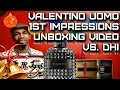 Uomo Intense By Valentino Mens Fragrance First Impressions / Unboxing | The Dior Homme Intense Dupe