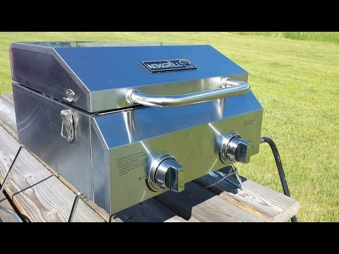 Blackstone 1650 Outdoor Cooking Table Top Griddle Gas Grill