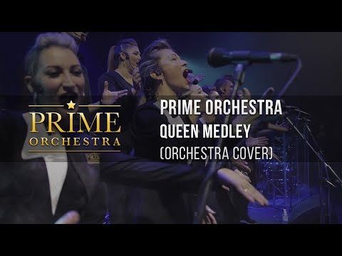 Queen Medley - Prime Orchestra cover