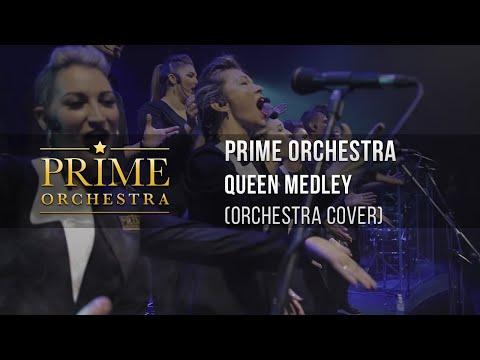 Prime Orchestra — Bohemian Rhapsody / We Are The Champions / Radio Ga Ga  (Queen Orchestra Covers)