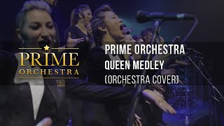 Baixar Prime Orchestra — Bohemian rhapsody / We are the champions / Radio Ga Ga (Queen Orchestra covers)