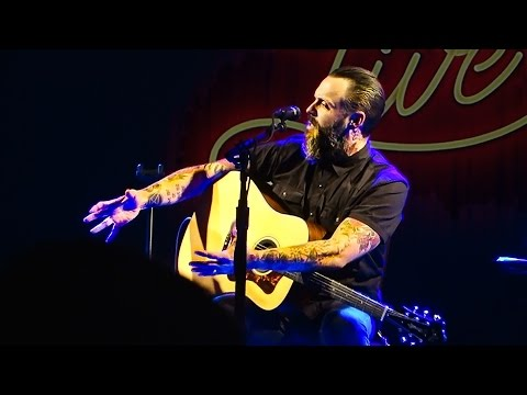 Justin Furstenfeld live, Worry List w/intro, 1080p HD