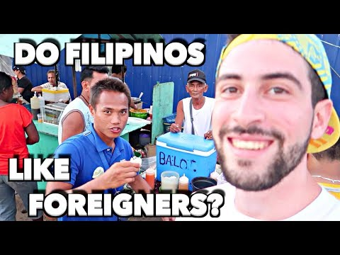 HOW FILIPINOS INTERACT WITH FOREIGNERS?! YOU WON'T BELIEVE!