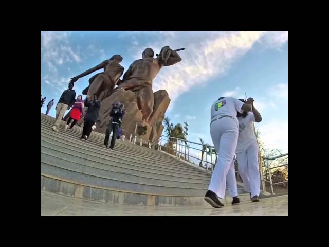 Bande Annonce: 2ième Rencontre Internationale de Capoeira à Dakar - Sénégal