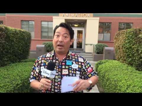 The Walt Disney Studios Lot Tour | Disney LIVE