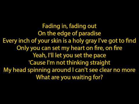 ellie goulding - love me like you do lyrics