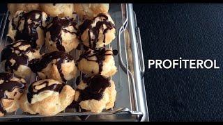 Profiterol Tarifi - Pastacı Kreması Nasıl Yapılır? - Çikolata Ganaj Tarifi - Bir Evin Mutfağı Video