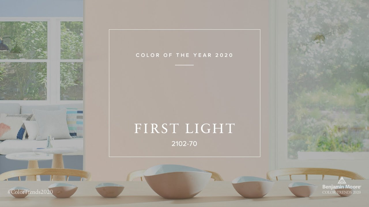 2020 Paint Color Trends.Color Of The Year And Color Trends 2020 Benjamin Moore