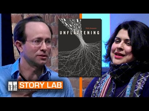 Duke Story Lab: Comics and Scholarly Publishing with Nick Sousanis
