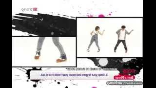 [Mirrored] K-pop Dance Tutorial - Super Junior (슈퍼주니어)