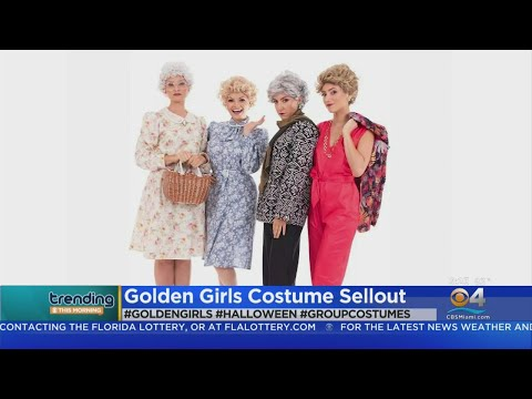 Melissa Forman in the Morning - Say it ain't so Blanche! The Target Golden Girls costumes SOLD out