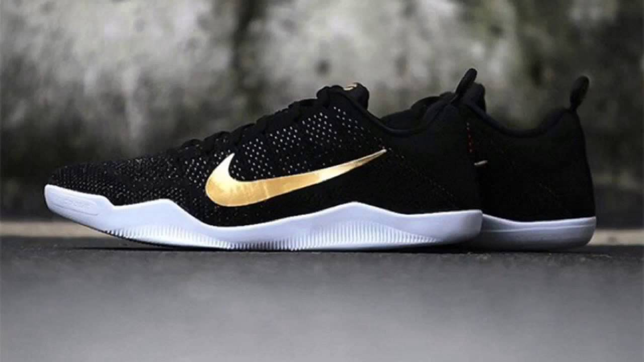 4679a71d4e5d25 NIKE KOBE 11 ELITE  GCR    PEACE X9 - YouTube