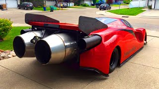 10 Insane Car Records You'll Regret Not Seeing...