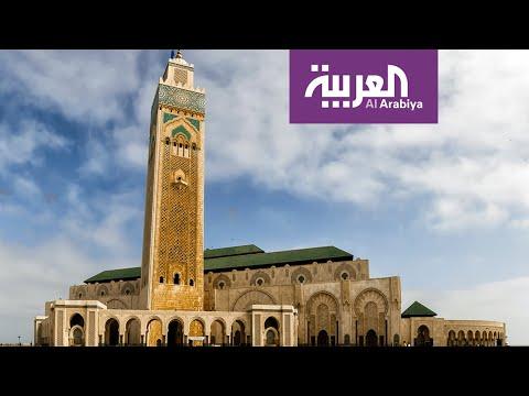 وأن المساجد لله | مسجد الحسن الثاني خامس أكبر مساجد العالم وأكبرها في أفريقيا