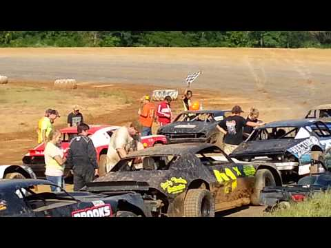 2013 Factory Stock Championship Driver Intro