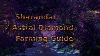 Neverwinter - Astral Diamond Farming Guide - Sharandar