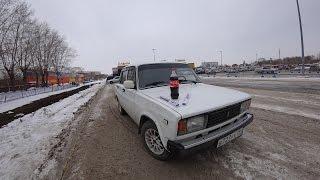 Cocacola Vs Ржавый Таз / Дворники Из Ленты / Тазобудни Ваз 2105
