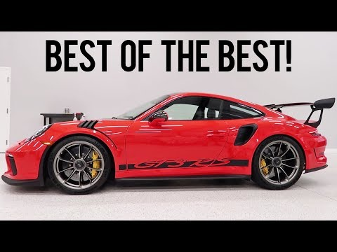 My 991.2 GT3RS