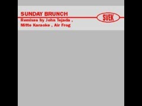 Sunday Brunch - No Resistance ( Mitte Karaoke Remix )