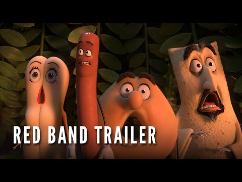 SAUSAGE PARTY - Official Restricted Trailer (HD)