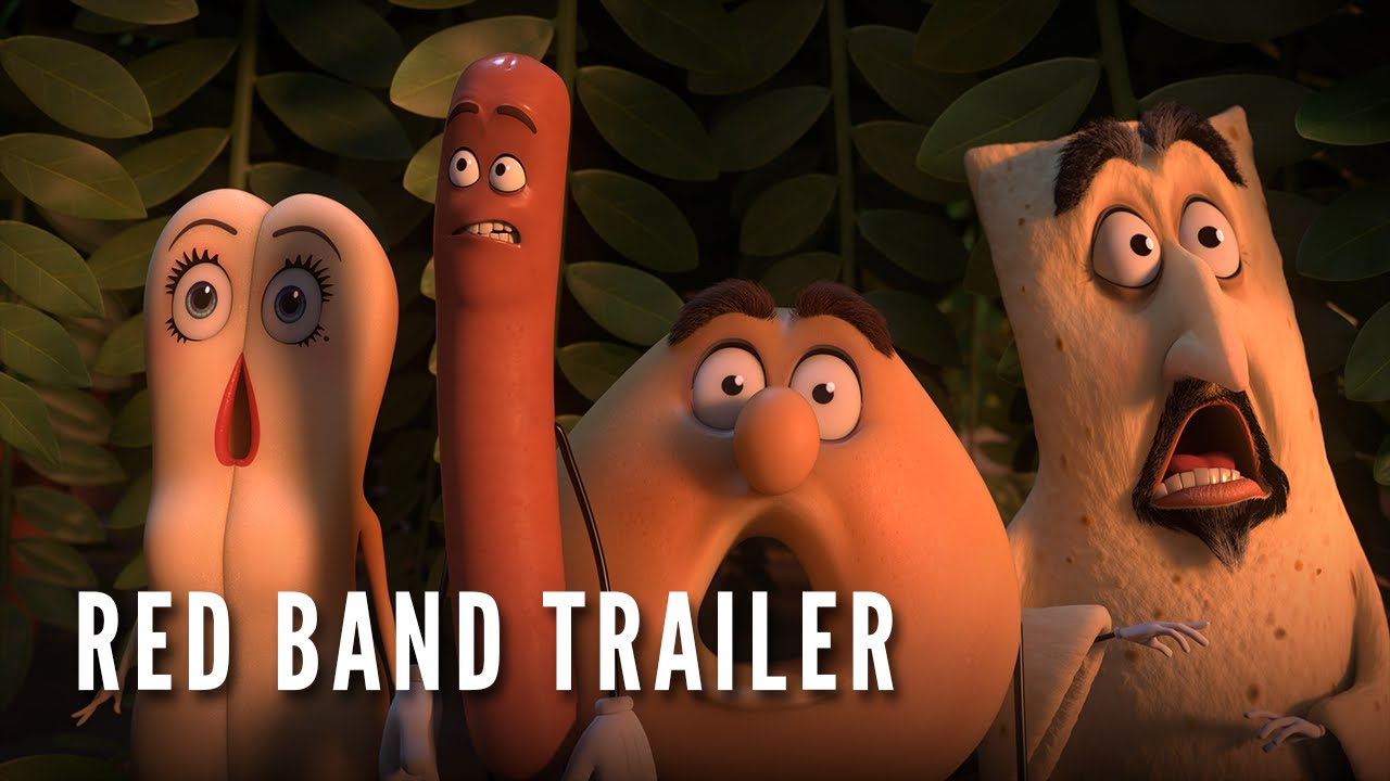 Sausage Party Online Movie Trailer