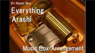 Cover images Everything/Arashi [Music Box]