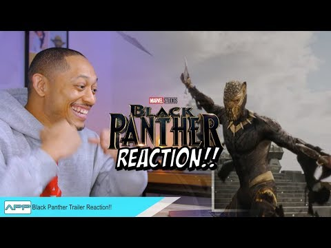 Marvel Studios' Black Panther - Official Trailer REACTION AND BREAKDOWN