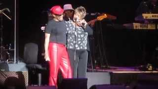 Bobby Womack & Alltrinna Grayson - No Matter How High I Get @ Glasgow 2014
