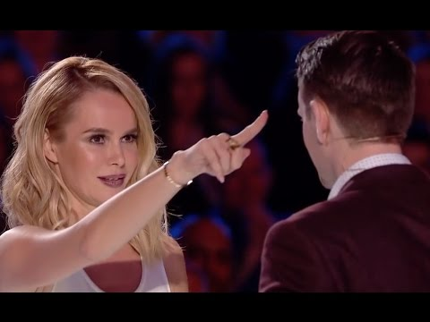 Britain's Got Talent 2016 WINNER All Performances | Richard Jones