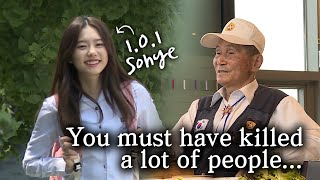 We Thank You For Your Service (Feat. I.O.I)  • ENG SUB • dingo Kdrama