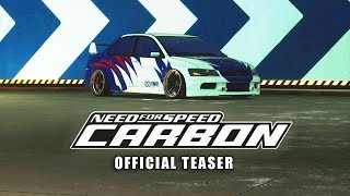 Need For Speed Carbon  - Teaser Trailer 2019