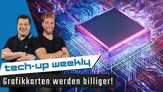 Intels neue Super-CPU | Grafikkarten werden günstiger | PS4 für 9,29€ - Tech-up Weekly #145