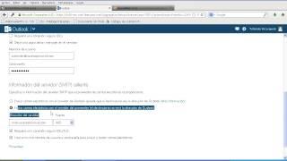 Cómo hacer uso de su cuenta corporativa en Outlook.com