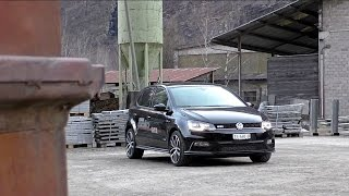VW Polo GTI 1.8T 2015 - DETAILS, DRIVE and SOUND