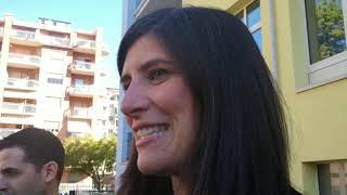 Chiara Appendino - Primo giorno di scuola 2019
